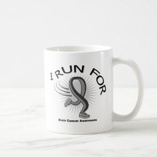 Awareness I Run For Brain Cancer Coffee Mug
