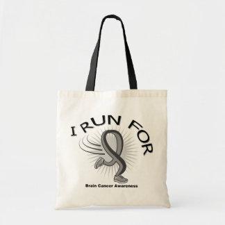 Awareness I Run For Brain Cancer Bag