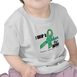 Awareness - Liver Cancer Ribbon Shirt