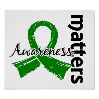 Awareness Matters 7 Bile Duct Cancer Poster
