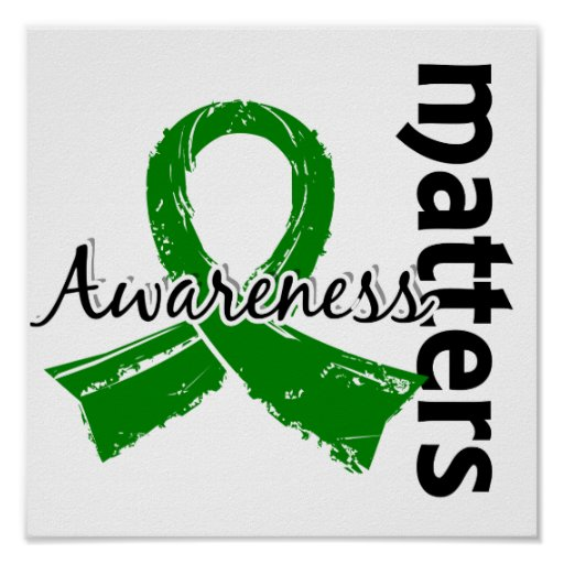Awareness Matters 7 Bile Duct Cancer Print