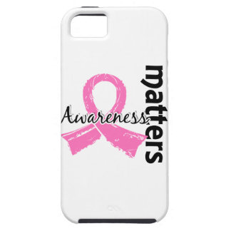 Awareness Matters 7 Breast Cancer iPhone 5 Cover