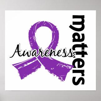 Awareness Matters 7 Cystic Fibrosis Print