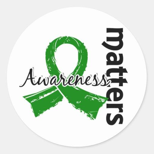 Awareness Matters 7 Mental Health Sticker