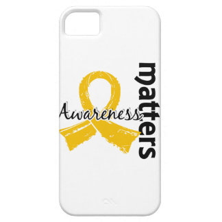 Awareness Matters 7 Neuroblastoma iPhone 5 Case