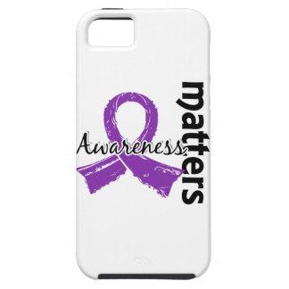 Awareness Matters 7 Pancreatic Cancer iPhone 5 Case