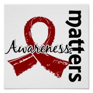 Awareness Matters 7 Sickle Cell Disease Poster