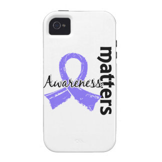 Awareness Matters 7 Stomach Cancer Case-Mate iPhone 4 Cases