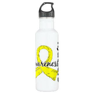 Awareness Matters 7 Testicular Cancer 710 Ml Water Bottle