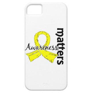 Awareness Matters 7 Testicular Cancer iPhone 5 Cases