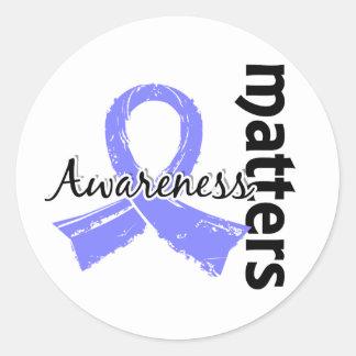 Awareness Matters 7 Thyroid Disease Stickers