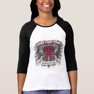 Awareness Matters Heraldry - Amyloidosis Tee Shirt
