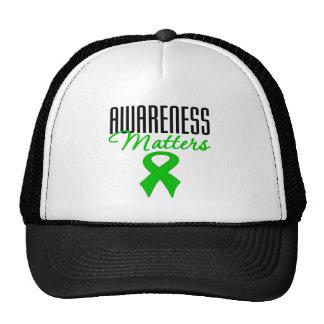 Awareness Matters Traumatic Brain Injury Mesh Hat