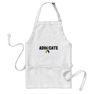 Awareness tee advocate standard apron