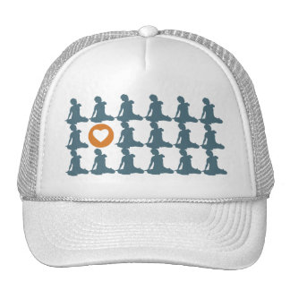Awareness Through Movement® Sitting on Repeat Hat