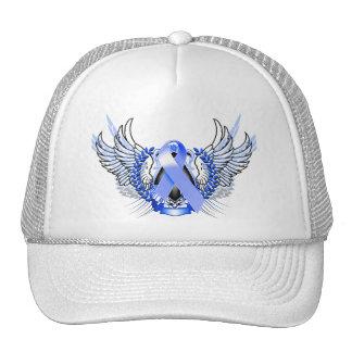 Awareness Tribal Blue Cap