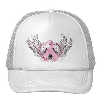 Awareness Tribal Pink Cap