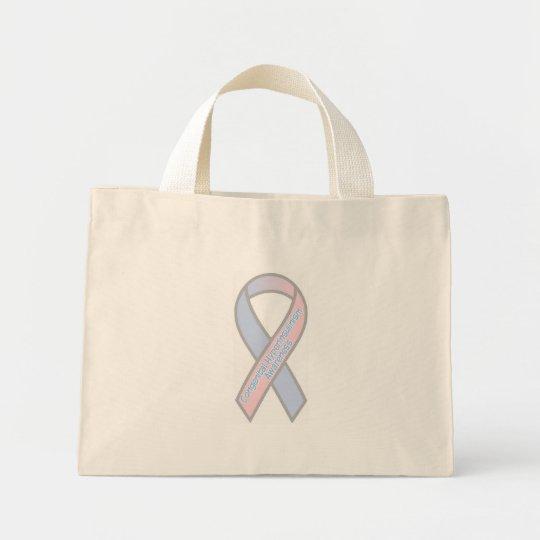 AwarenessRibbonA.125150430_std Mini Tote Bag
