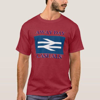 Away Day Casuals T-Shirt