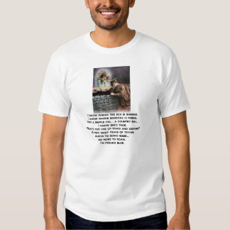 Away From Home Vintage Remembrance Day T-Shirts