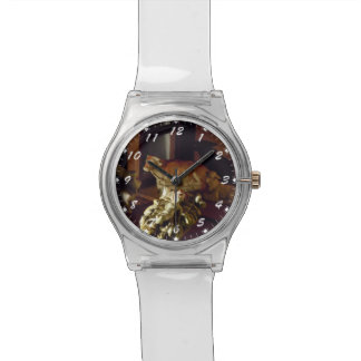 Away in a Manger Wrist Watches