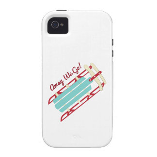 Away We Go! Case-Mate iPhone 4 Cases