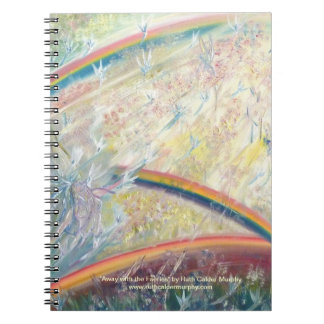 Away with the Faeries notebook