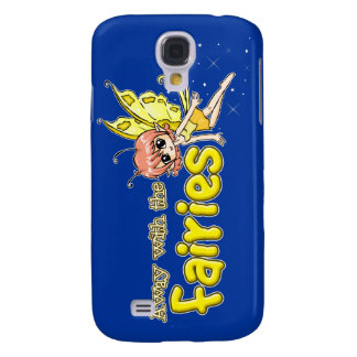Away with the fairies galaxy s4 case