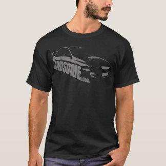awdsome black logo5 T-Shirt