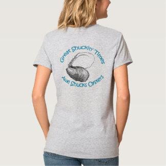 Awe Shucks Oysters T-Shirt