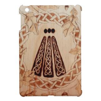 Awen Celtic Knot work I Pad Case iPad Mini Cover