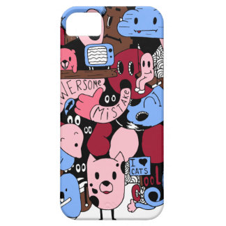 AweRsome mistake iPhone 5 Covers