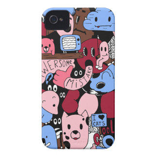 AweRsome mistake iPhone 4 Case-Mate Cases