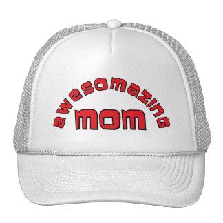 Awesomazing Mom (1) Cap