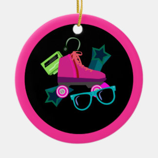 Awesome 80s Ornament