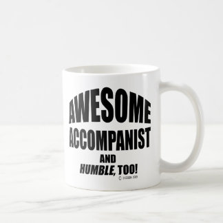 Awesome Accompanist Coffee Mug
