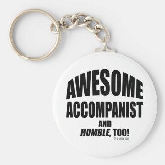 Awesome Accompanist Key Ring