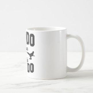 awesome  aikido design basic white mug