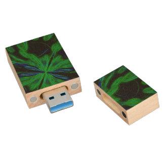 Awesome Alain Nebula.. Wood USB 3.0 Flash Drive