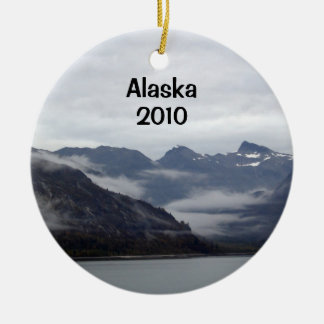 Awesome Alaska! Christmas Ornament