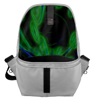 Awesome Alien nebula Commuter Bags