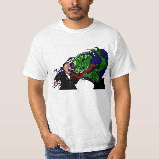 awesome alien tshirt