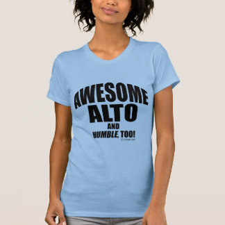 Awesome Alto T-Shirt
