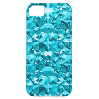 Awesome Aqua Diamonds iPhone 5 Cases