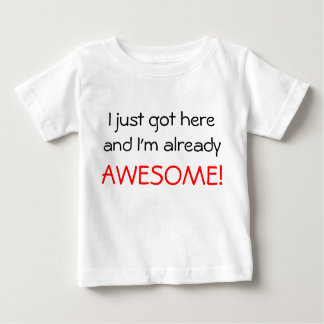 Awesome Baby T-Shirt