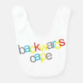 Awesome Backwards Cape Bibs