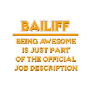 For Bailiff Accessories   Zazzle co uk