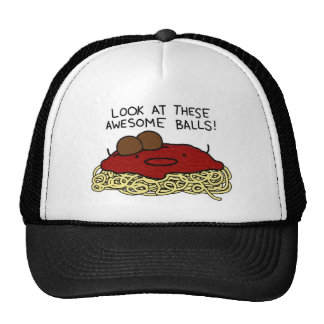 Awesome Balls Cap