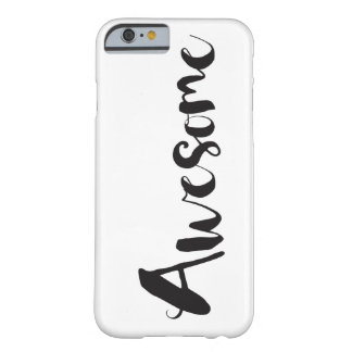 Awesome Barely There iPhone 6 Case