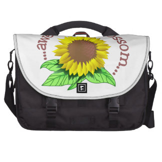 Awesome Blossom Laptop Bag